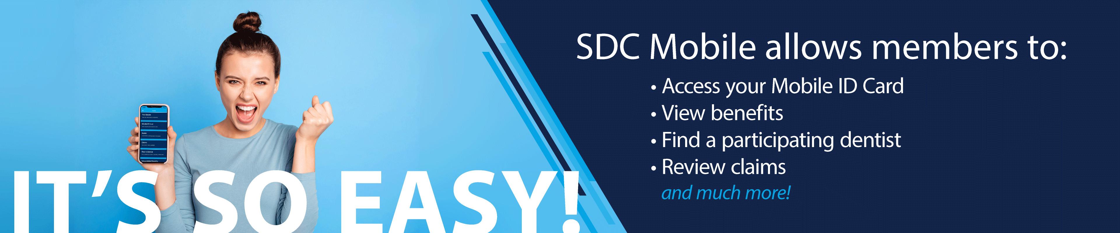SDC Mobile App